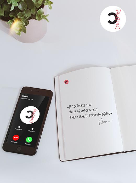 Imagen de Conectora de profesionales digitales